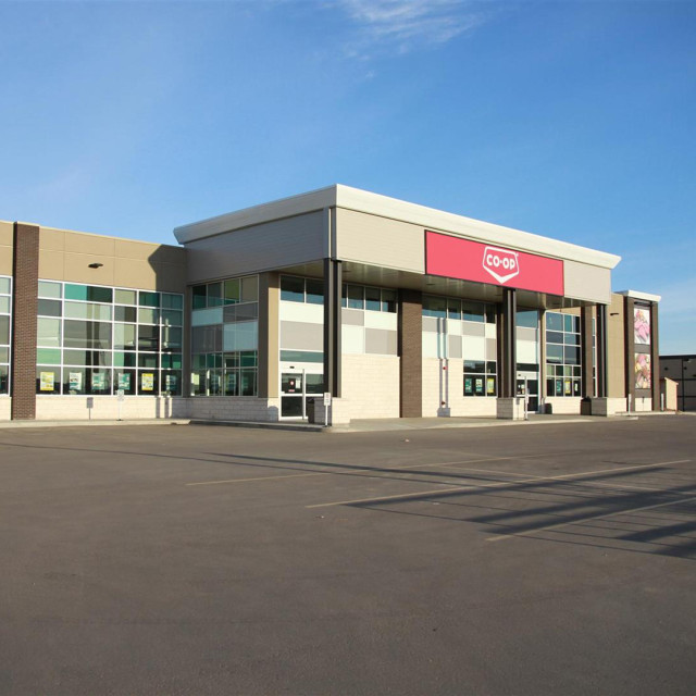 Co-op Food Store, Stonebridge Location