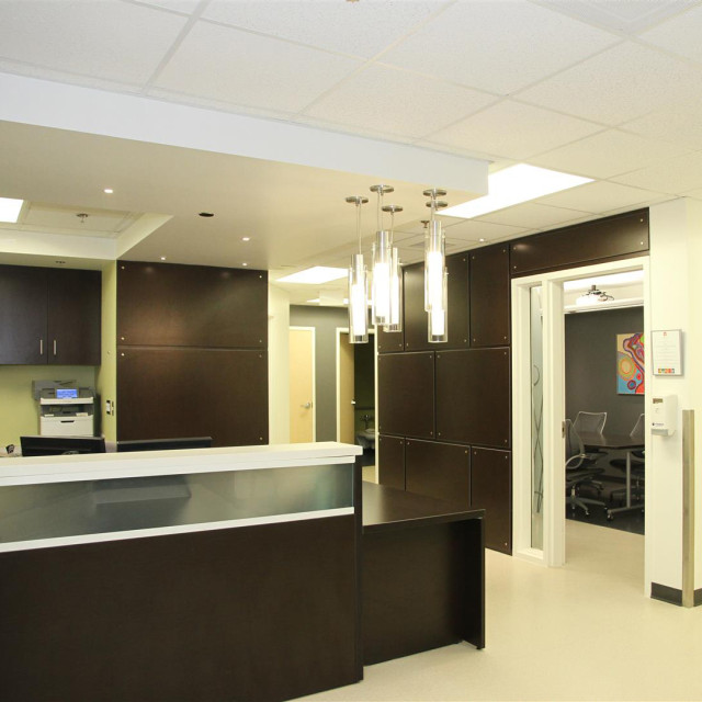 Leslie and Irene Dube Urology Centre for Health