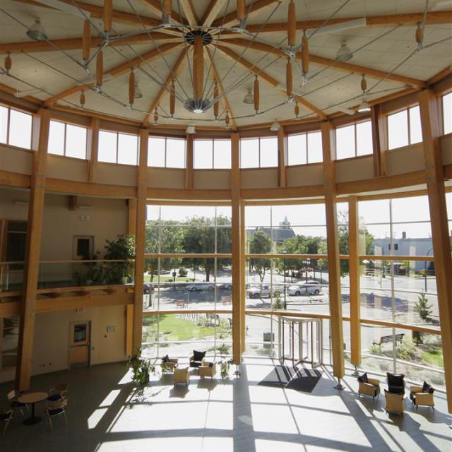 Saskatchewan Forest Centre