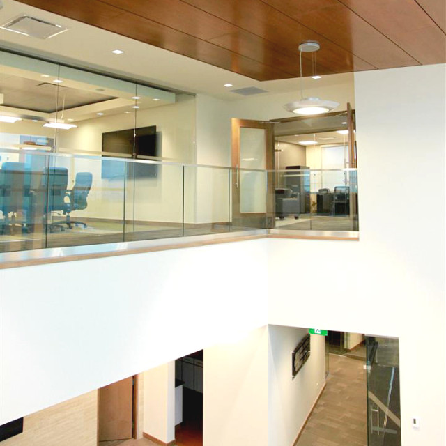 ... the design intent of the space was to make electrical components a  focus throughout the building. New technologies and focal pieces were also  utilized ...