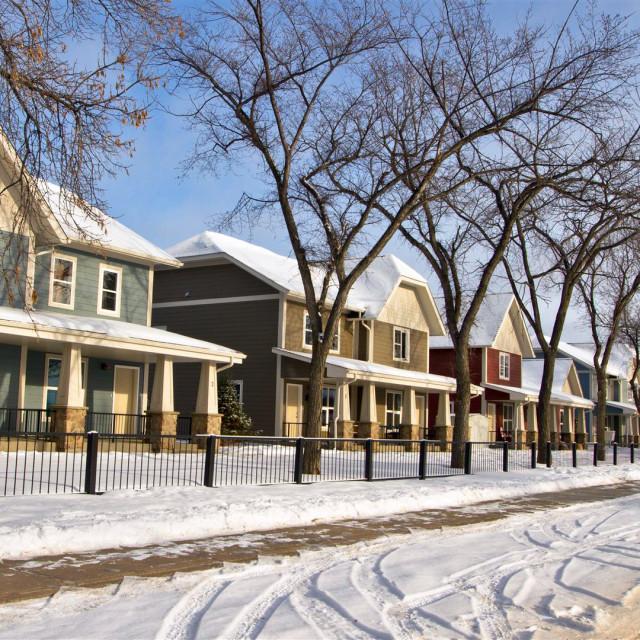 Northern Spruce Housing