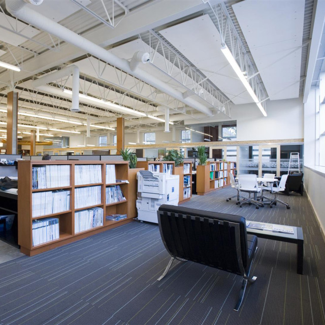 ... Canadian Mental Health Association - Workplace Excellence Award,  (2000). @ 2018 aodbt architecture + interior design
