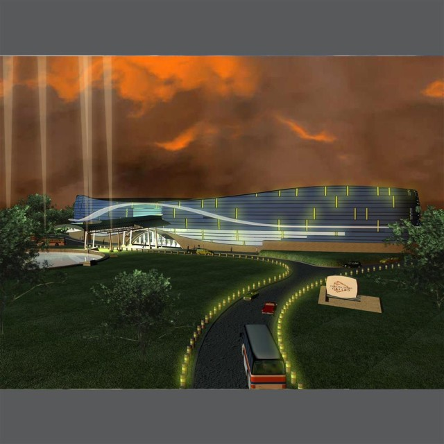 Dakota Dunes Casino Master Plan
