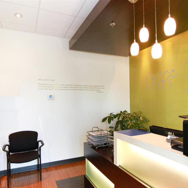 Dr. Brad Selk Physiatry Clinic