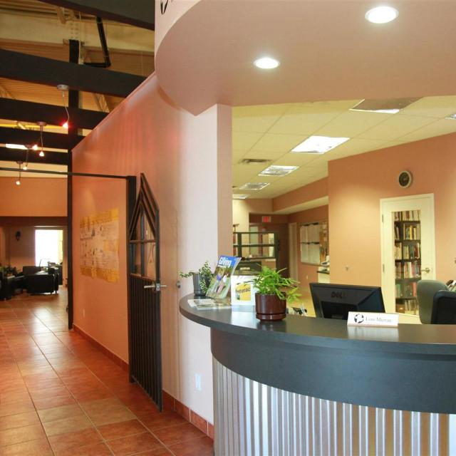 Mennonite Central Committee Saskatchewan Office   aodbt architecture + interior  design