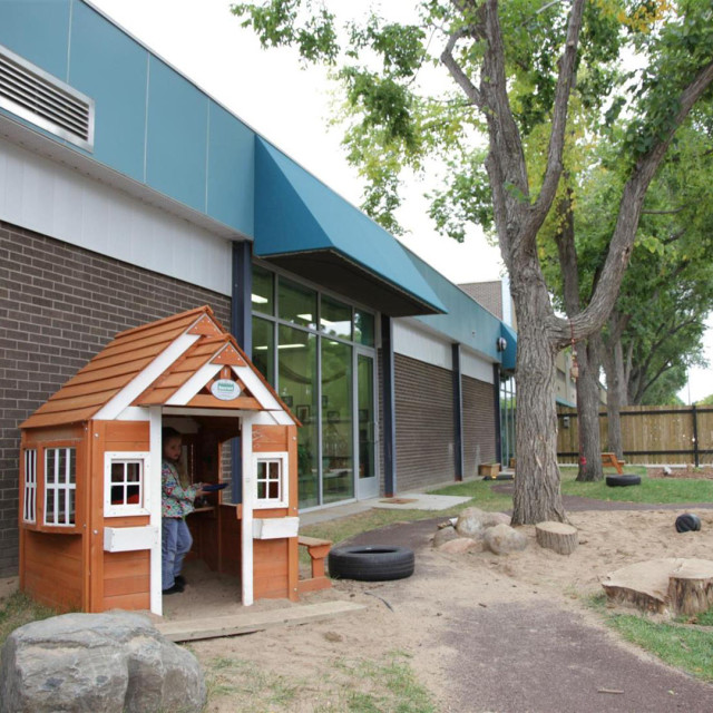 Mount Royal Collegiate Childcare Centre