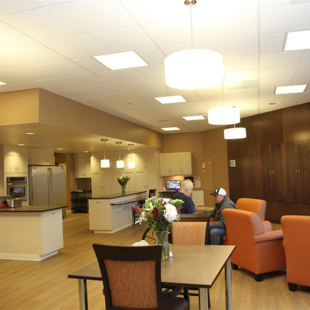 Pineview terrace long term care aodbt architecture - How long is interior design school ...