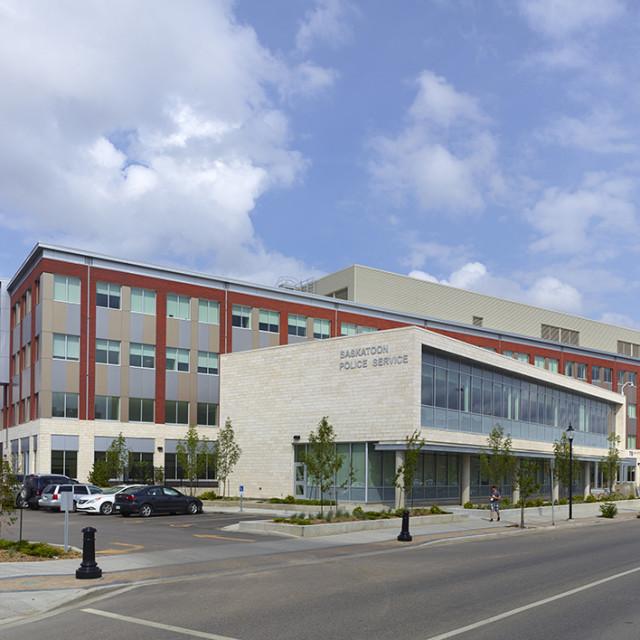 Saskatoon Police Service Headquarters