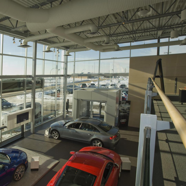 Audi Saskatoon Dealership