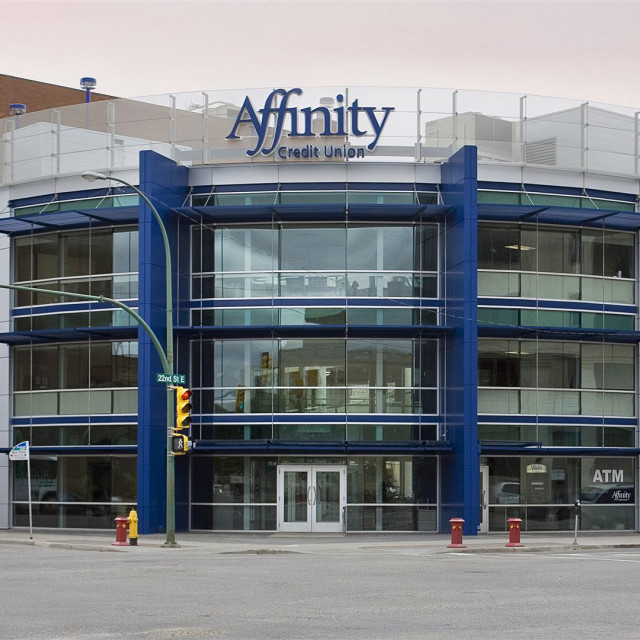 Affinity Credit Union – City Centre