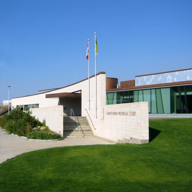 Saskatchewan Provincial Courthouse