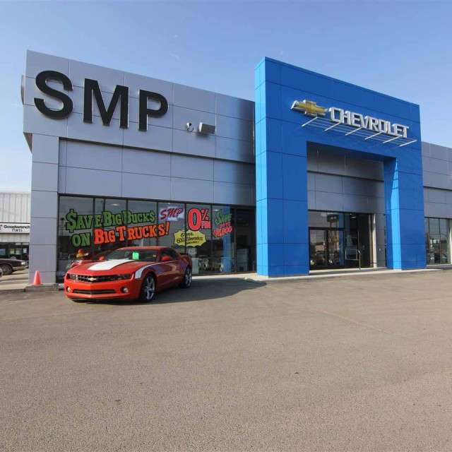 Saskatoon Motor Products Dealership