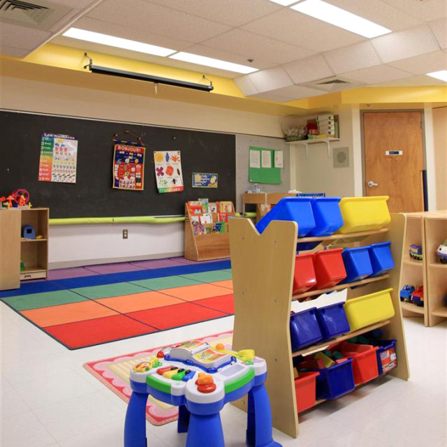 Ecole Canadienne Francaise Childcare Centre Aodbt Architecture