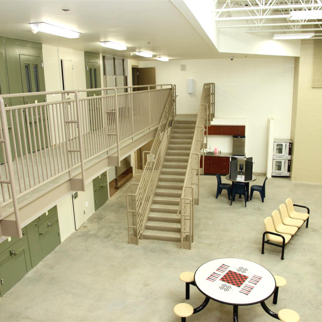 Prince Albert Provincial Correctional Centre New Living Unit