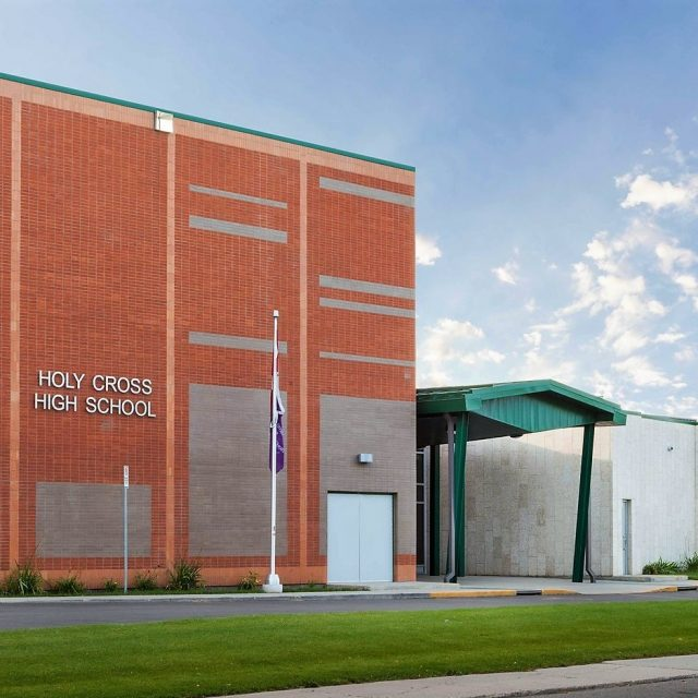 Holy Cross High School Addition and Renovations