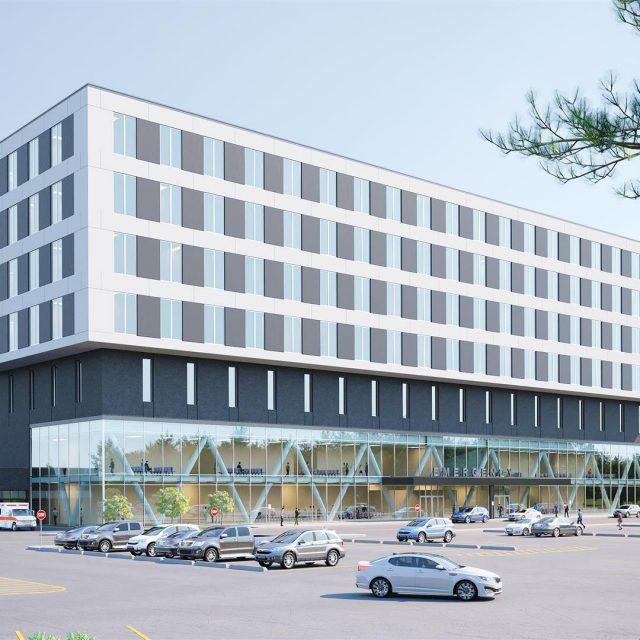 Victoria Hospital Redevelopment